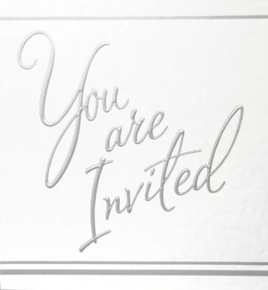 Formal You Are Invited