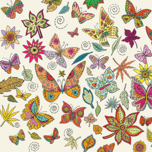 Fay's Studio Cards-Butterflies