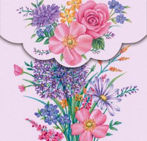 Ingrid-Alium and daisy