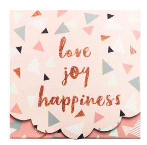 Copper Kisses-Love Joy Happiness