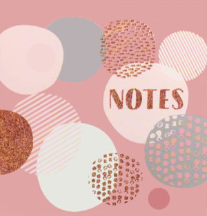 Copper Kisses-Notes