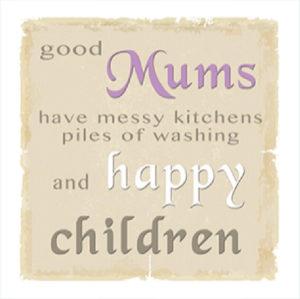 Good Mums Fridge Magnet