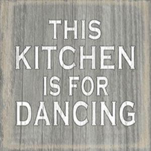 Kitchen Dancing Fridge Magnet