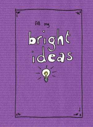 Bright Ideas A5 Wired Notebook