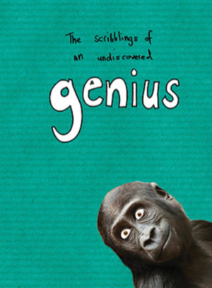 Undiscovered Genius A5 Wired Notebook