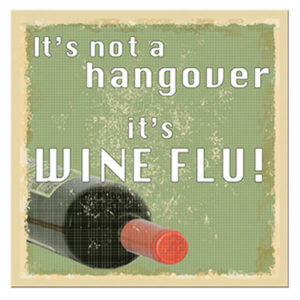 Wineflu Plaque