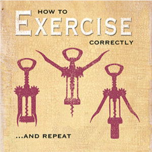 Exercise Correctly  Plaque