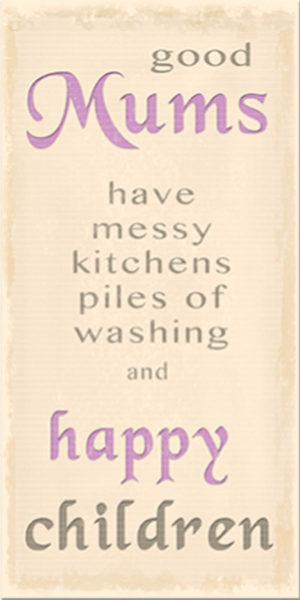 Good Mums  Plaque