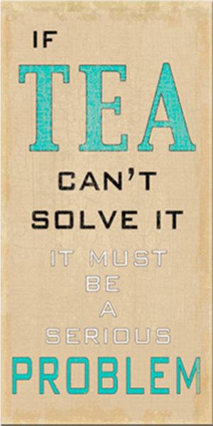 Tea solve it...Plaque