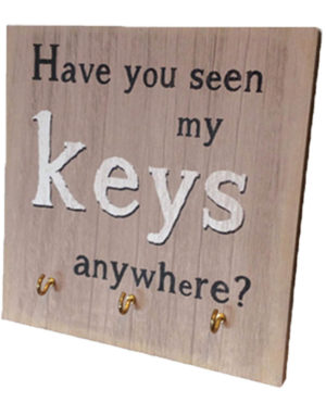 Keys anywhere?  Key Rack