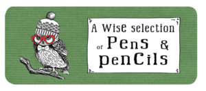 Wise Owl Pencil Tin