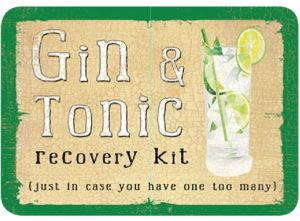G & T Recovery Kit Slip Lid Tin